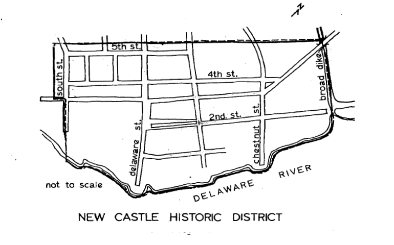 New Castle Delaware Historic District (New Castle, DE, Community History and Archaeology Program)